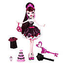 Кукла Monster High Дракулаура (Draculaura) Сладкие 1600 Монстер Хай Школа монстров, фото 7