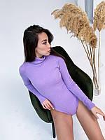 Женское модное трикотажное боди