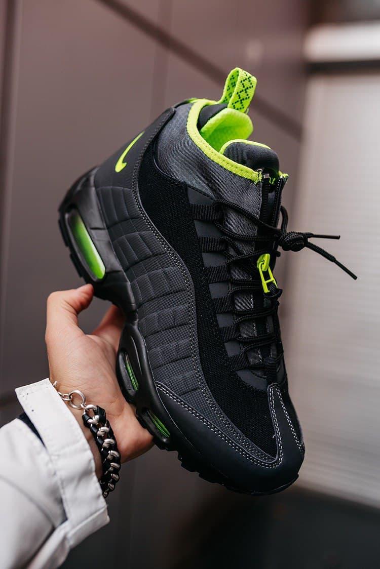 "Кроссовки мужские Sneakerboot Black Volt"""