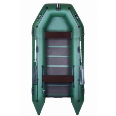Надувная моторная лодка Ладья ЛТ-330МЕ с подвижным сиденьем