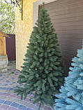 """Елка  искусственная литая """"Буковская"""", пышная густая, 210 см, с подставкой, в коробке, зеленая, фото 5"""