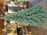 """Елка """"Элитная""""  искусственная литая зеленая, пышная густая, 230 см, с подставкой, в коробке, фото 10"""