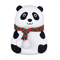 Детский силиконовый ночник FreshAroma Панда