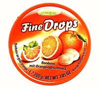 Леденцы Fine Drops 200 гр. Апельсин, фото 1