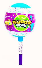 Пластиковый шар Wooow Pops Hello kitty