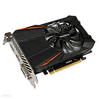 Gigabyte GeForce GTX 1050 Ti 4GB GDDR5 (GVN105TD54GD), фото 1