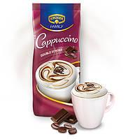 Капучино Двойной Шоколад, Kruger Family Cappuccino Double Schoko, 500 гр (растворимый напиток), фото 1