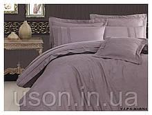Комплект постельного белья сатин Moonlight first choice евро размер Marisa