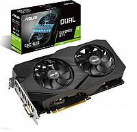 ASUS GeForce GTX 1660 OC DUAL EVO 6GB GDDR5 (90YV0D11-M0NA00), фото 1