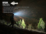 Ліхтар налобний Fenix HP30R чорний, фото 9