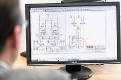 Проектирование гидравлической системы
