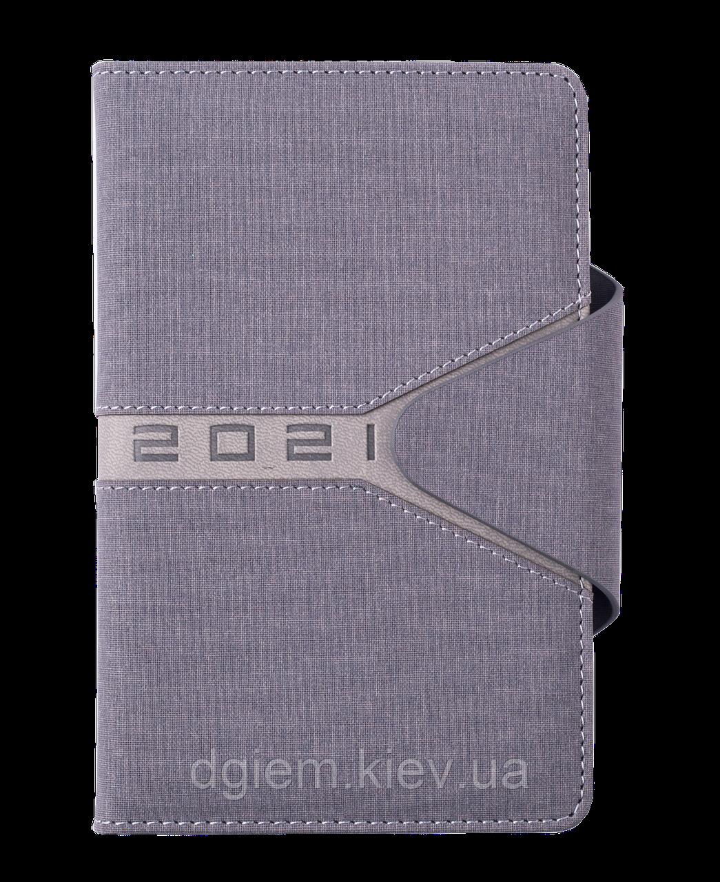 Ежедневник датированный 2021 NAVIGATOR A6