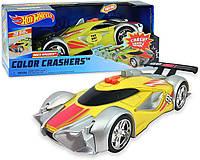 Большая Машина Хот Вилс Hot Wheels Color Crashers Asst.