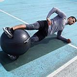 Мяч для фитнеса и гимнастики Power System PS-4013 Pro Gymball 75 cm Back, фото 3
