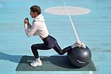 Мяч для фитнеса и гимнастики Power System PS-4013 Pro Gymball 75 cm Back, фото 4