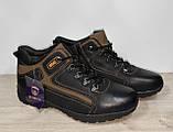 Зимові черевики чоловічі розміри 47,48 арт 1003-8, фото 3