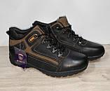 Зимові черевики чоловічі розміри 47,48 арт 1003-8, фото 2