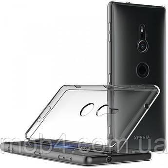 Прозорий силіконовий чохол для Sony Xperia XZ3