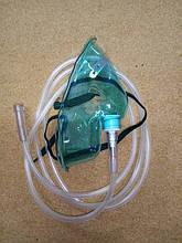 Маска кислородная (с трубкой в комплекте)