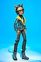 Эксклюзивная кукла Monster High Клод Вульф (Clawd) Сладкие 1600 Монстер Хай Школа монстров, фото 3