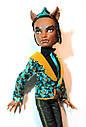 Эксклюзивная кукла Monster High Клод Вульф (Clawd) Сладкие 1600 Монстер Хай Школа монстров, фото 4