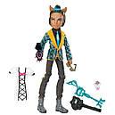 Эксклюзивная кукла Monster High Клод Вульф (Clawd) Сладкие 1600 Монстер Хай Школа монстров, фото 6