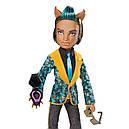 Эксклюзивная кукла Monster High Клод Вульф (Clawd) Сладкие 1600 Монстер Хай Школа монстров, фото 7