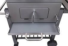 Гриль-барбекю с термометром, фото 3