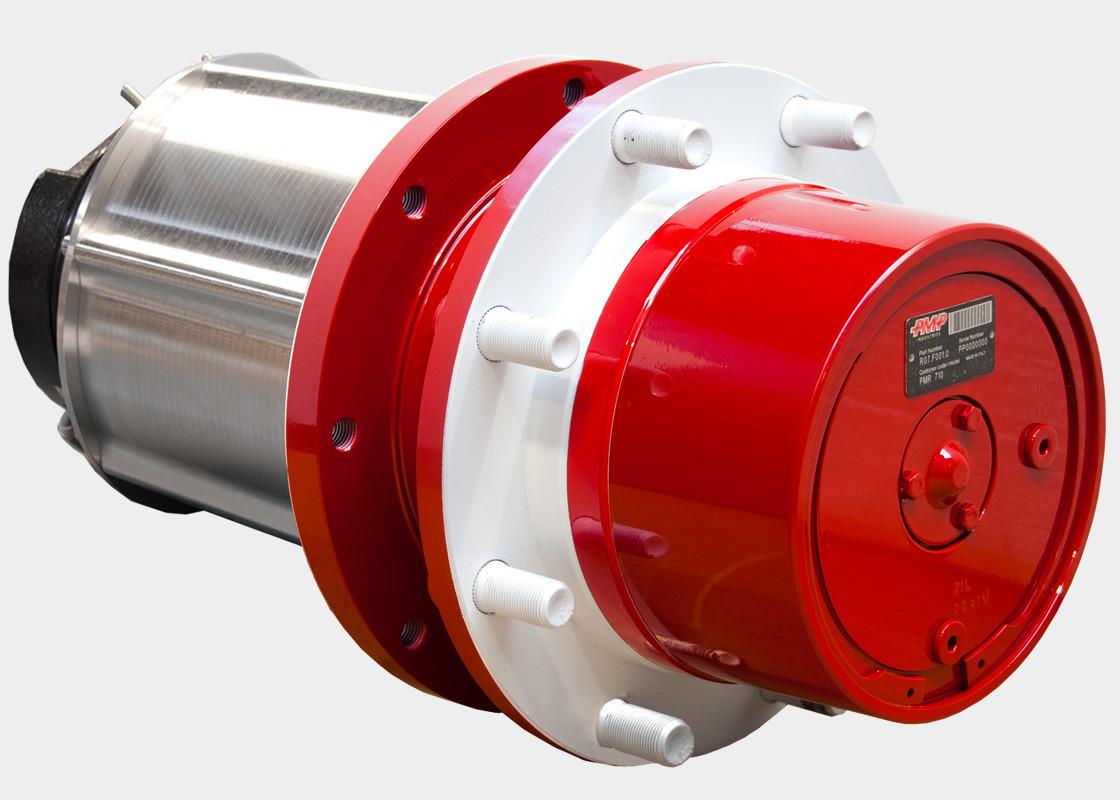 Редуктор колесного привода хода PMP PMR 680