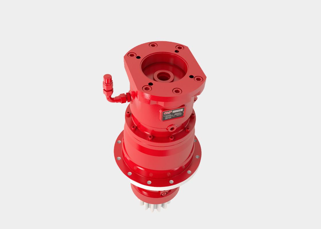 Редуктор привода поворотной платформы PMP PMT 1.000