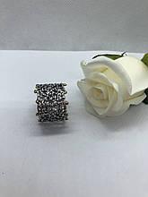 Серебрянное кольцо Терин от Ирида-В