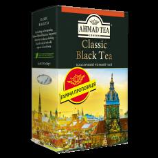 Чай Ahmad Tea Classic Black Tea, черный, листовой, 100 г