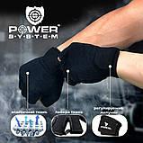 Перчатки для фитнеса и тяжелой атлетики Power System Workout PS-2200 Black XXL, фото 5