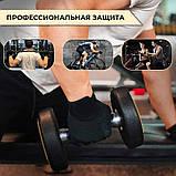 Перчатки для фитнеса и тяжелой атлетики Power System Workout PS-2200 Black XXL, фото 7