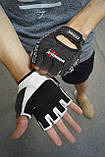 Перчатки для фитнеса и тяжелой атлетики Power System Workout PS-2200 Black XXL, фото 9