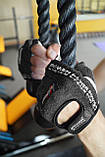 Перчатки для фитнеса и тяжелой атлетики Power System Workout PS-2200 Black XXL, фото 10