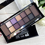 DoDo Girl  Makeup Professional 12 Colors Palette 2 в 1, фото 4