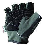 Перчатки для фитнеса и тяжелой атлетики Power System Pro Grip PS-2250 S Grey, фото 2