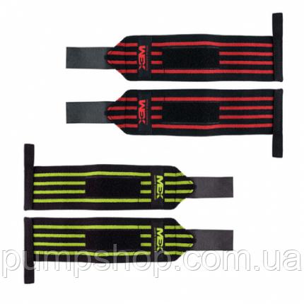 Кистевые бинты MEX Pro Wrist Wrappies 30 см, фото 2