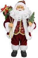 Дед Мороз в красной шубе 30,5см