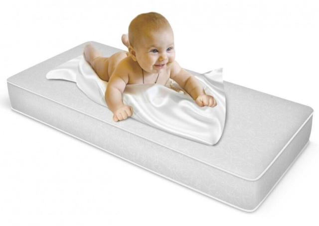 Наматрасники на детскую кровать