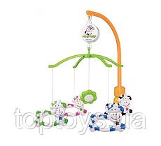 Мобіль пластиковий Canpol Babies Корівка (2/173)
