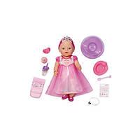 Кукла Baby Born Волшебная принцесса 43 см,с чипом и аксессуарами Zapf 819180