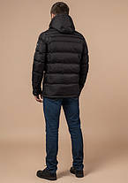 Braggart Aggressive 26055 | Куртка мужская зимняя кофе, фото 3