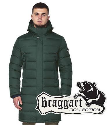Braggart Aggressive 35680   Куртка мужская темно-зеленая, фото 2
