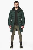 Braggart Aggressive 35680   Куртка мужская темно-зеленая, фото 3