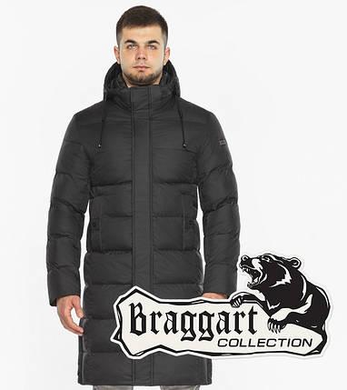 Braggart Aggressive 28610 | Куртка мужская графитовая, фото 2