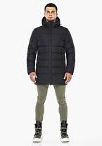 Braggart Aggressive 48052   Зимняя куртка черная, фото 3
