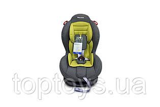 Автокрісло Welldon Smart Sport сірий і оливковий (BS02N-S95-002)