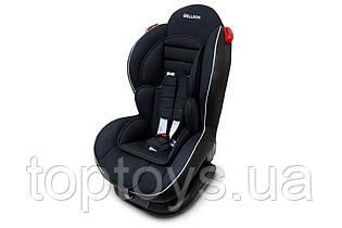 Автокрісло Welldon Smart Sport Isofix чорний (BS02N-TT01-001)